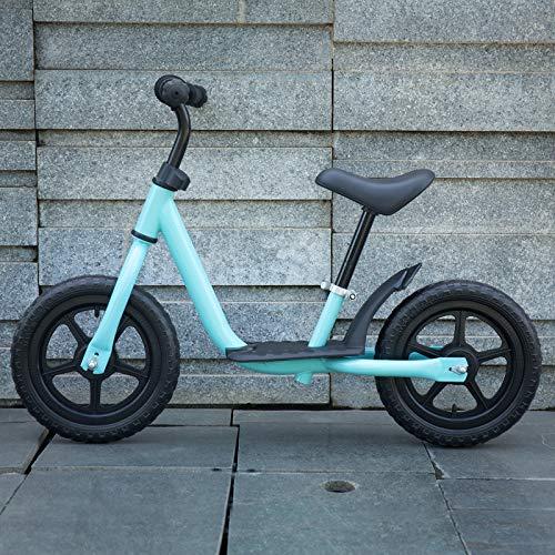 Elightry-Kinder-Laufrad-10-Zoll-fr-Jungen-und-Mdchen-ab-2-Jahren-Blau-Gelb-Rot-Rosa-Lila-Mint-0-2