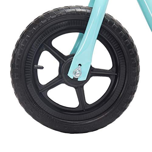 Elightry-Kinder-Laufrad-10-Zoll-fr-Jungen-und-Mdchen-ab-2-Jahren-Blau-Gelb-Rot-Rosa-Lila-Mint-0-3