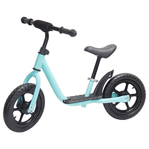 Elightry-Kinder-Laufrad-10-Zoll-fr-Jungen-und-Mdchen-ab-2-Jahren-Blau-Gelb-Rot-Rosa-Lila-Mint-0