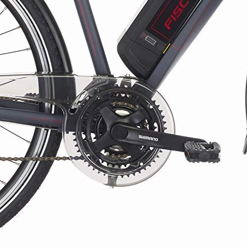 FISCHER-Herren-E-Bike-Trekking-ETH-1806-2019-anthrazit-matt-28-RH-50-cm-Hinterradmotor-45-Nm-48V-Akku-0-2