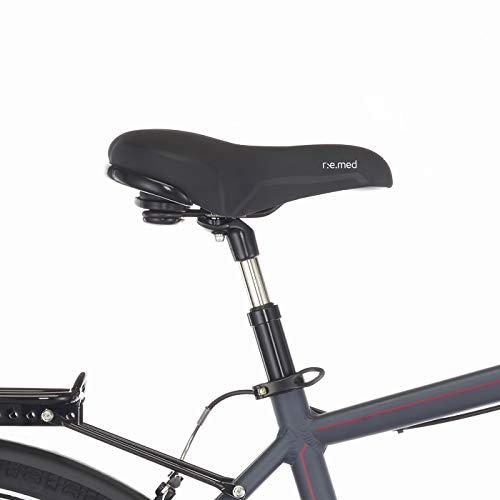 FISCHER-Herren-E-Bike-Trekking-ETH-1806-2019-anthrazit-matt-28-RH-50-cm-Hinterradmotor-45-Nm-48V-Akku-0-7