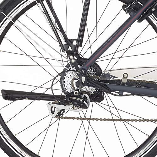 FISCHER-Herren-E-Bike-Trekking-ETH-1806-2019-anthrazit-matt-28-RH-50-cm-Hinterradmotor-45-Nm-48V-Akku-0-8