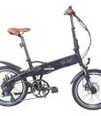 Jet-Line-Klapprad-E-Bike-Pedelek-im-Retro-Design-in-schwarz-matt-Klappfahrrad-7-Gang-E-Bike-mit-Alurahmen-Shimano-Schaltung-Samsung-Akku-hochwertig-Zwei-Scheibenbremsen-Faltrad-Elektro-Fahrrad-0