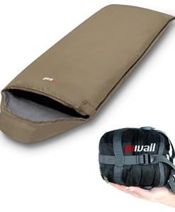 Mivall-Patrol-Deckenschlafsack-Ultraleicht-mit-kleinstem-Packma-Reiseschlafsack-Sommerschlafsack-Leichter-Schlafsack-0