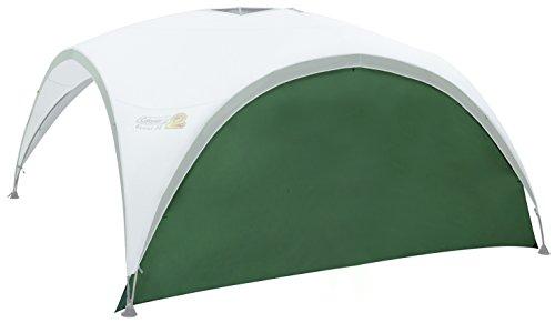 Seitenwand-fr-Coleman-Event-Shelter-M-3-x-3-m-1-Pavillon-Seitenteil-Seitenplane-dient-auch-als-Sonnenschutz-Wasserabweisend-Grn-0-0