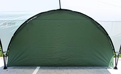 Seitenwand-fr-Coleman-Event-Shelter-M-3-x-3-m-1-Pavillon-Seitenteil-Seitenplane-dient-auch-als-Sonnenschutz-Wasserabweisend-Grn-0-2