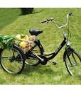 ZNL-FANO-TEC-Dreirad-Fr-Erwachsene-Lastenfahrrad-Erwachsenendreirad-Seniorenrad-24-6-Gang-Schaltung-Shimano-FT-7009-Schwarz-0