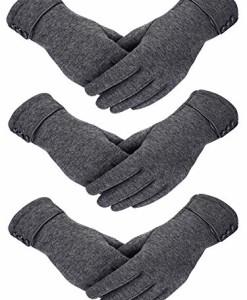 3-Paar-Damen-Winterhandschuhe-Warme-Touchscreen-Handschuhe-Winddichte-Handschuhe-fr-Damen-Mdchen-Winter-Verwendung-0