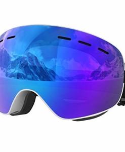 ACURE-SG01-Skibrille-OTG-Rahmenlose-Snow-Snowboardbrille-Doppelscheibe-mit-Antibeschlag-und-UV400-Schutz-fr-Mann-Frau-und-Jugend-0