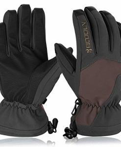 Skihandschuhe-HiCool-Schi-Handschuhe-Winter-fr-Skifahren-Radfahren-Wandern-0
