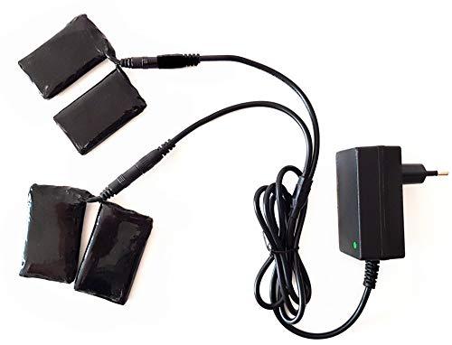 Thermrup-Beheizbare-Handschuhe-Unterziehhandschuhe-mit-4-Stufen-Temperaturregler-und-Touchscreen-Akkubetrieb-0-3