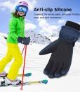 VBIGER-Ski-Handschuhe-Skating-Handschuhe-Warm-Winter-Handschuhe-Verdickt-Kalt-Wetter-Handschuhe-Beilufig-Outdoor-Sports-Handschuhe-Winddicht-Geeignet-fr-6-12-Jahre-kinder-0-2