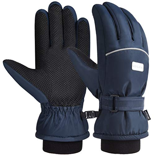 VBIGER-Ski-Handschuhe-Skating-Handschuhe-Warm-Winter-Handschuhe-Verdickt-Kalt-Wetter-Handschuhe-Beilufig-Outdoor-Sports-Handschuhe-Winddicht-Geeignet-fr-6-12-Jahre-kinder-0