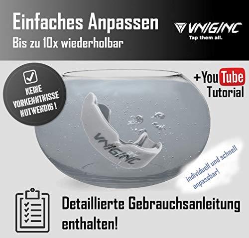 Vengeance-MMA-Premium-Mundschutz-inklusive-Video-Tutorial-Hygienebox-Namensschild-E-BookHCG-Dit-MMA-Krav-MAGA-BJJ-Boxen-Kickboxen-Zahn-und-Kieferschutz-universell-0-1