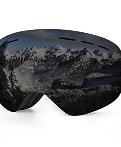2019-NEWSkibrille-mit-Beschlag-und-UV-Schutz-fr-Wintersportarten-Snowboardbrille-mit-austauschbarer-sphrischer-Dual-Linse-fr-Mnner-Frauen-und-Jugendliche-fr-Schneemobil-Skifahren-oder-Skaten-0
