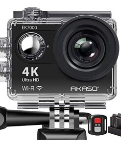 Action-CamAKASO-4K-WiFI-Action-Kamera-Unterwasserkamera-170Ultra-Weitwinkel-Full-HD-Sports-kamera-mit-12MP-2-Zoll-LCD-Bildschirm-24G-Fernbedienung-0