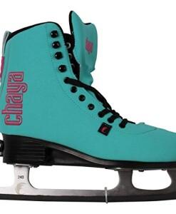 Chaya-Bliss-Turquoise-Kids-Iceskate-Trkis-Grenverstellbar-gefttert-Grenverstellbar-bequeme-Passform-Gren-EUR-31-34-35-38-39-42-902257-0