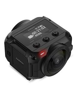 Garmin-VIRB-360-wasserdichte-360-Grad-Kamera-mit-GPS-und-bis-zu-57K30fps-Auflsung-oder-4K30fps-mit-Auto-Stitching-Funktion-und-sphrischer-Bildstabilisierung-0